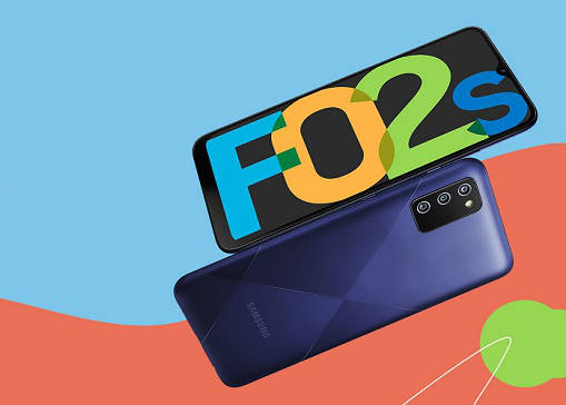 Galaxy F02s